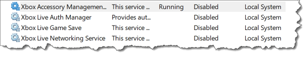 Intune - System Services Xbox - 02