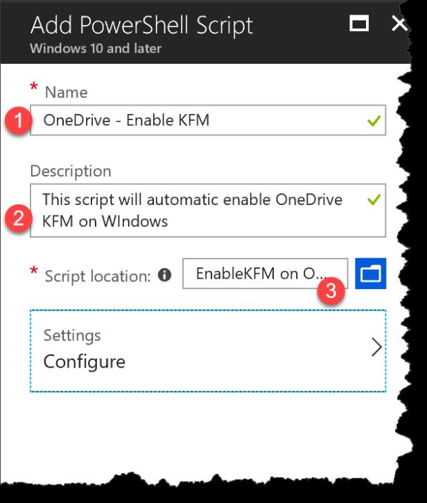 OneDrive KFM - Intune 02