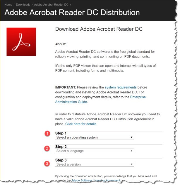 Intune Deployment - Adobe Reader - Win32 - 00