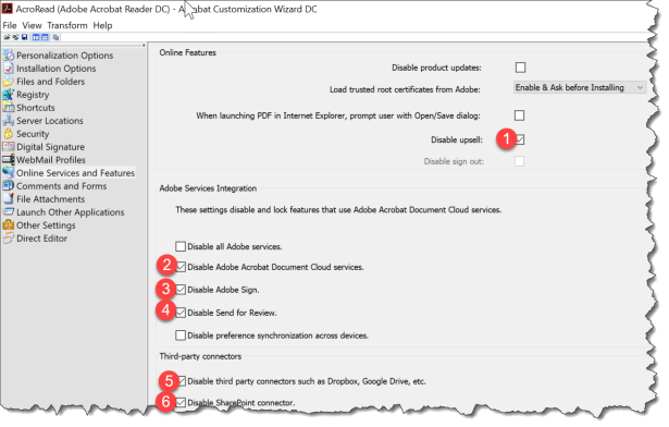 Intune Deployment - Adobe Reader - Win32 - 08