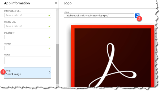 Intune Deployment - Adobe Reader - Win32 - 105