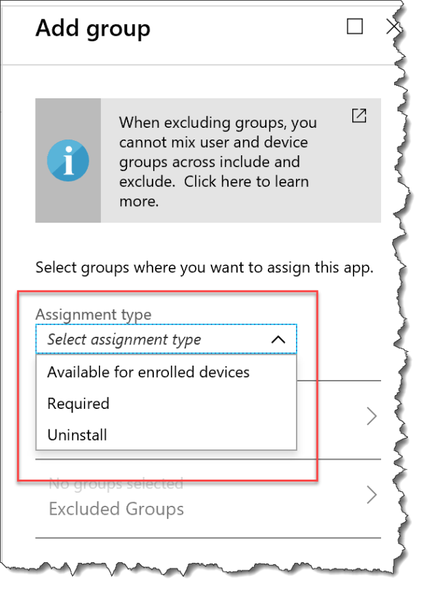 Intune Deployment - Adobe Reader - Win32 - 201