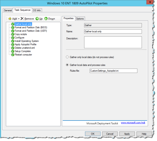 How to deploy Autopilot device fast with MDT – Mobile-First