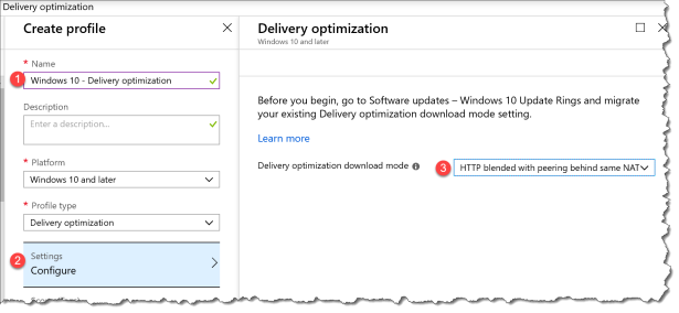 Intune Support tip - Migrate from DO from WUfB - 03