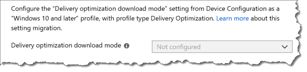 Intune Support tip - Migrate from DO from WUfB - 05