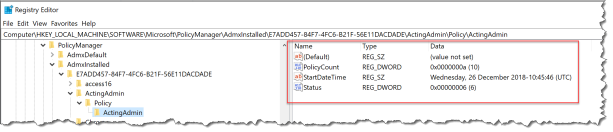 How does a acustom set of ADMX-based work with Intune - 01a