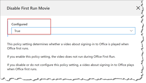 first look at office settings - 09