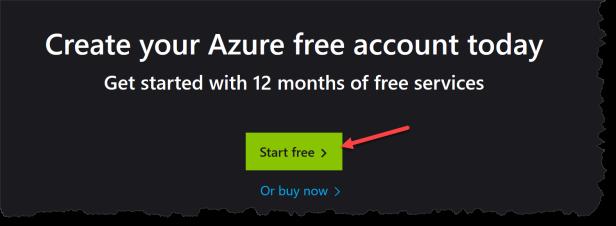 Create Free Azure Blob Storage - 03