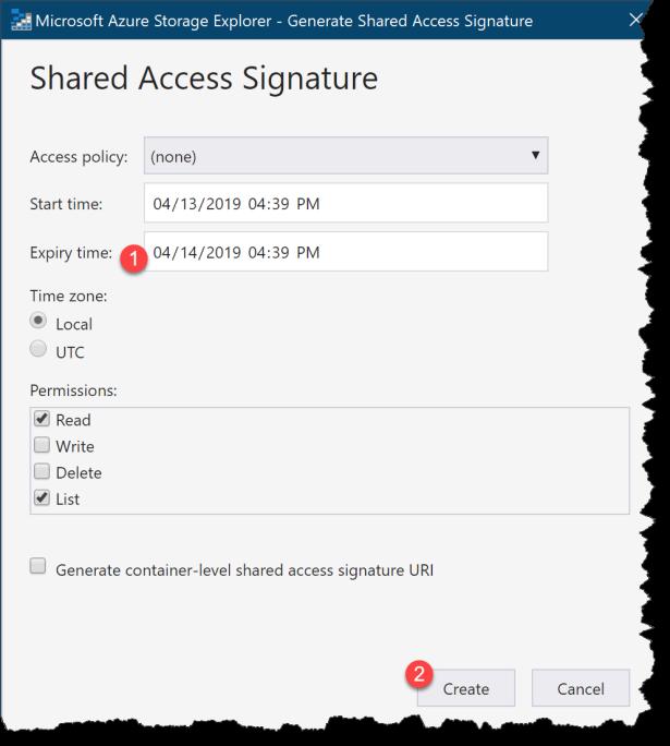 Create Free Azure Blob Storage - 08