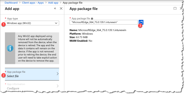 Deploy Edge insider Dev Offline installer - 01