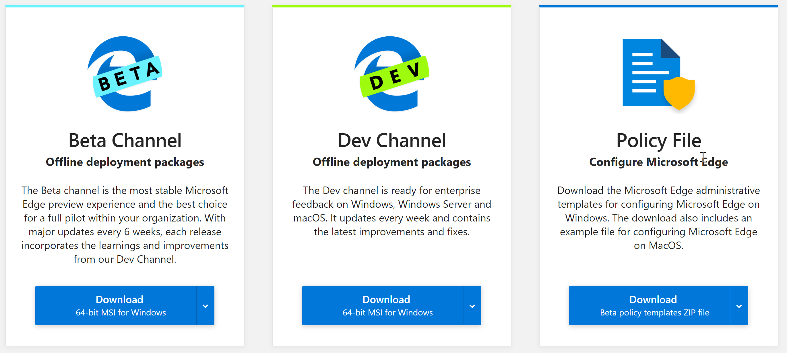 How to set Edge Beta as default browser with Intune – Mobile