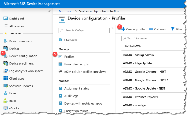 Mange Edge browser extensions with Intune - 10