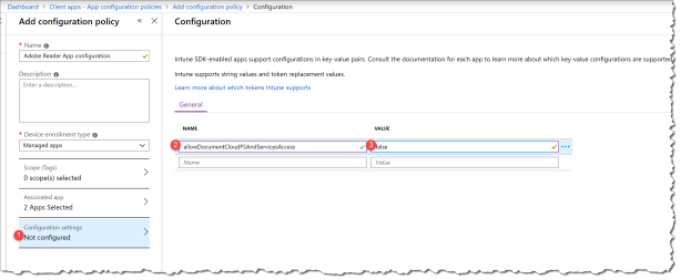 Adobe Intune App Config - AE - 09