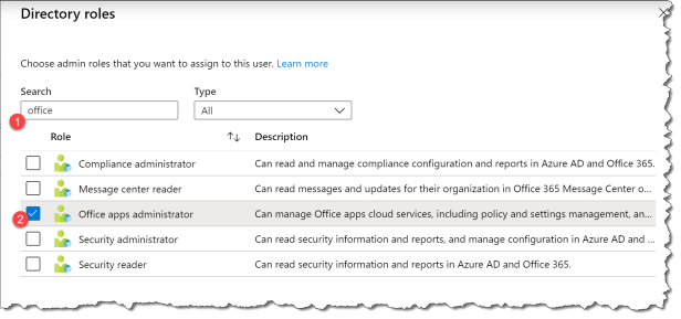 Policies for Office-apps in Intune - 04
